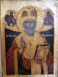 снимка на Икона Св. Николай Чудотворец