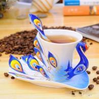 Луксозна чаша за кафе и чай