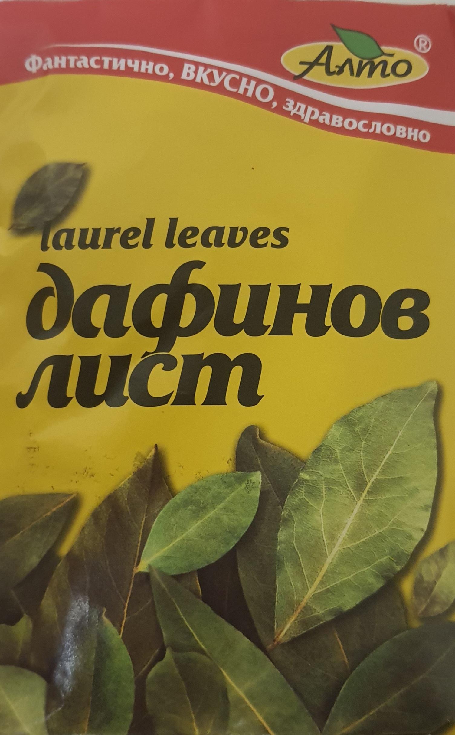 Дафинов лист Алто 5гр.