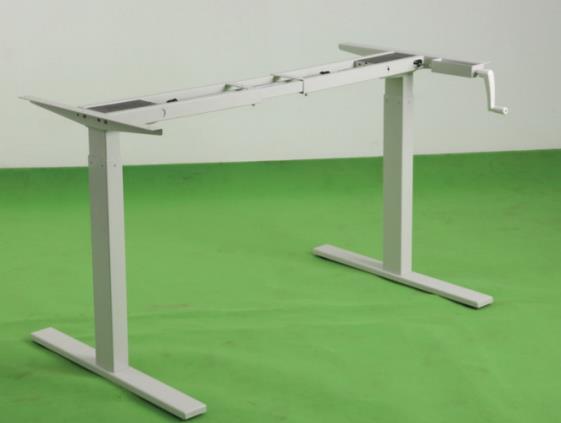снимка на Основа за бюро ERGO desk Crank