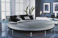 снимка на Луксозно тапицирано легло