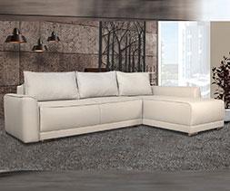 снимка на Ъглов диван с две ракли Дъблин