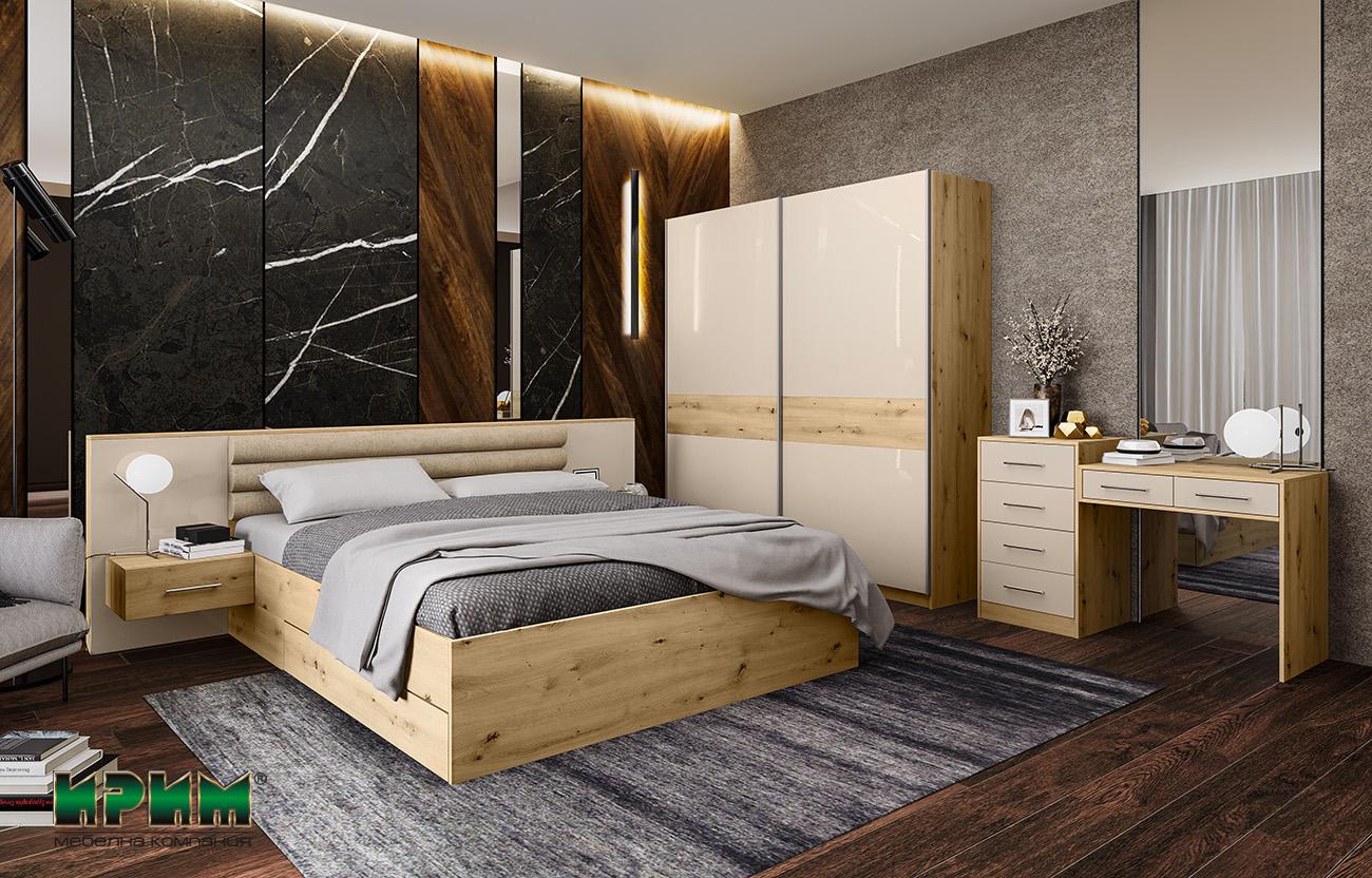снимка на Обзавеждане за спалня Анабел