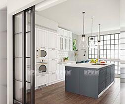 снимка на Готов комплект мебели за кухня Сити