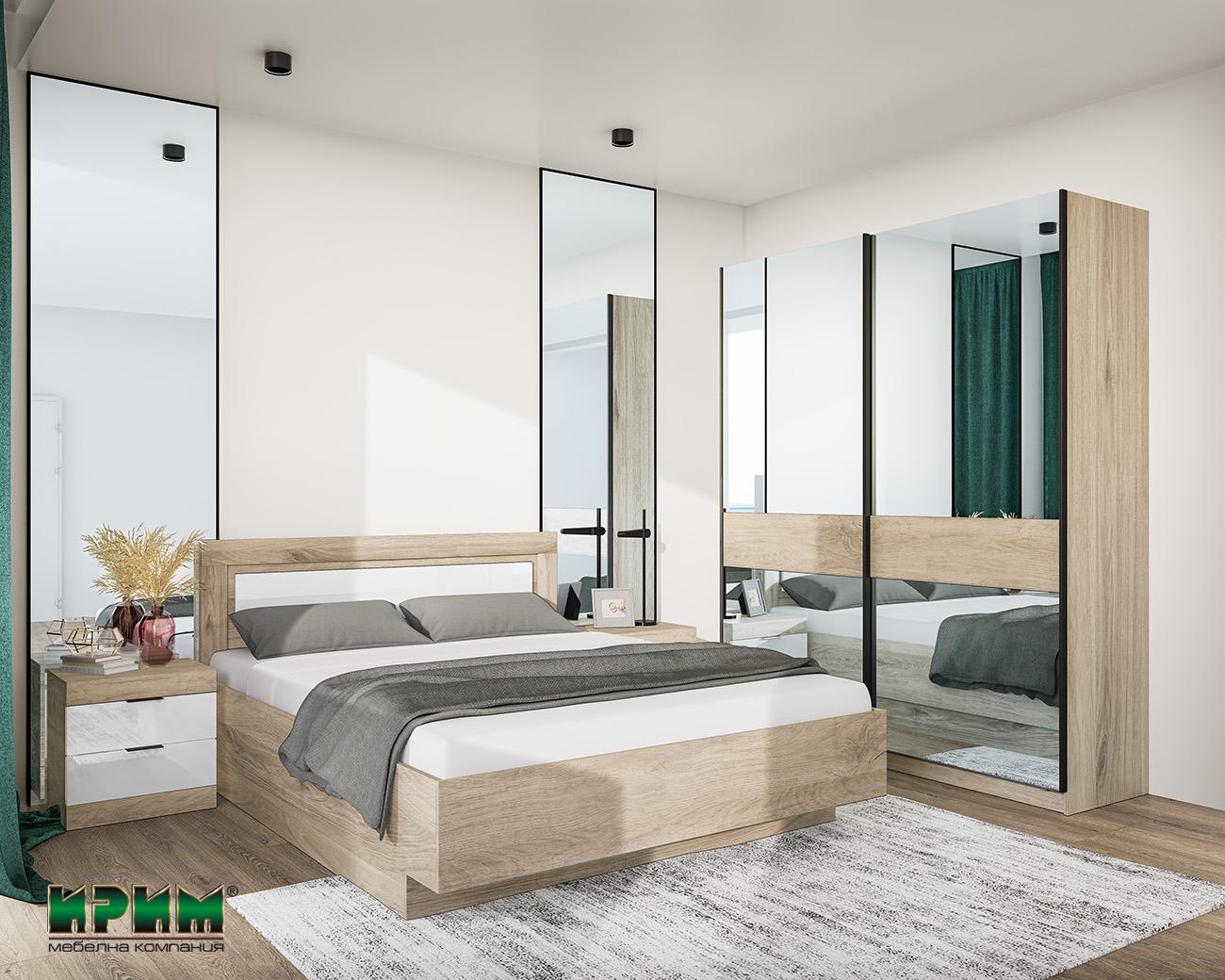 Спален комплект Анжела