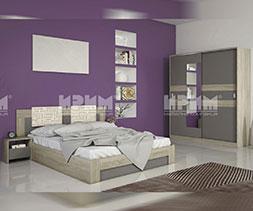 снимка на Мебели за спалня Сити