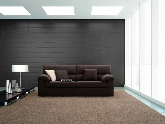 Дизайнерски диван двойка
