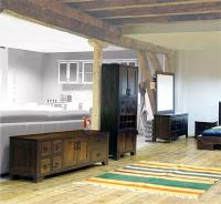Арт мебели - скрин и витрина