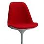 снимка на Стол  реплика на Tulip Chair Padded