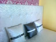 снимка на Бяла спалня