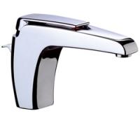 Едноръкохватков смесител за мивка-висок