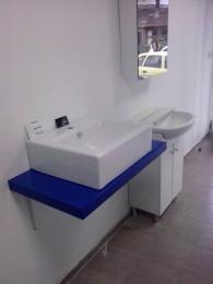 снимка на Плот за баня от полистирол