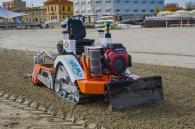 снимка на Самоходна машина за почистване на плаж Немо