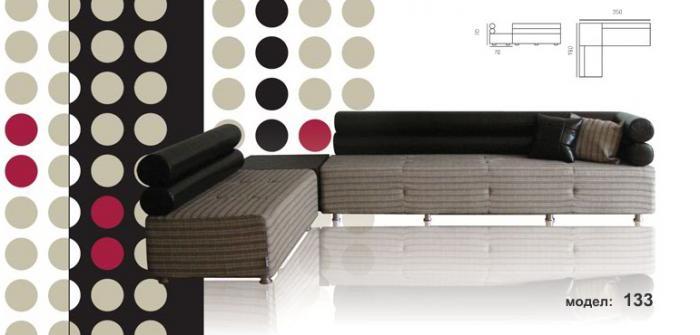 Дизайнерски диван 18268-1682