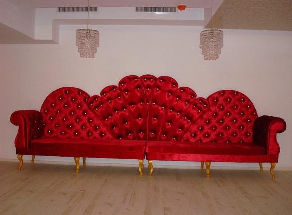 Мека мебел за ресторанти 12947-1682