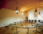 снимка на маса за съвещания