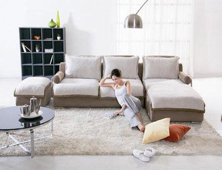 луксозен диван по поръчка 1296-2723