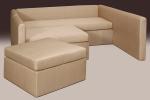 снимка на ъглови дивани