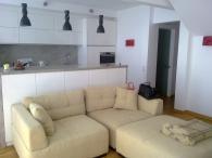 снимка на Готови кухненски мебели от гланциран ЛПДЧ