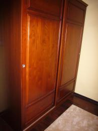 снимка на Мебели за кухня от MDF естествен фурнир и дъб