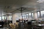 снимка на бели чадъри алуминиева конструкция с потвърдено качество по поръчка