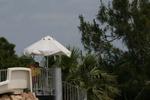 снимка на чадъри за открити заведения по поръчка