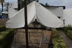 усточиви кръгли чадъри с чупещо се рамо с отлично качество