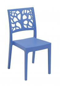 снимка на Дизайнерски икономичен стол от полипропилен