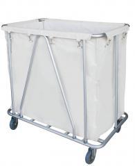 снимка на Голяма количка за мръсно бельо