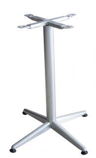 снимка на Прахово боядисан алуминиев крак за маса