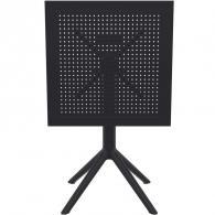 снимка на Практична пластмасова маса за заведение или басейн