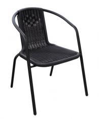 снимка на Класически стол за външно заведение метал