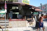 снимка на изграждане по поръчка на барбекюта