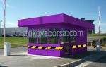 снимка на Охранителни павилиони за КПП над кв.м.
