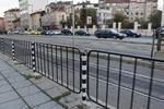 снимка на изработка на тротоарни огради по поръчка