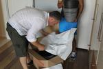 снимка на преместване на домашно обзавеждане по поръчка