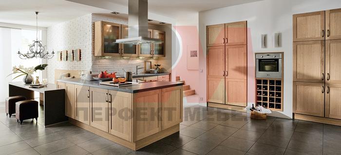 първокласни кухни от фурнир луксозен дизайн
