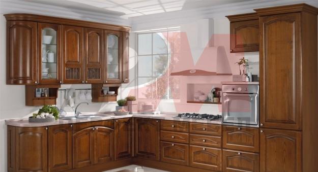 солидни кухни от фурнир луксозен дизайн