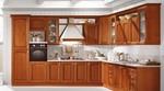 обзавеждане на модерни кухни фурнир по размер