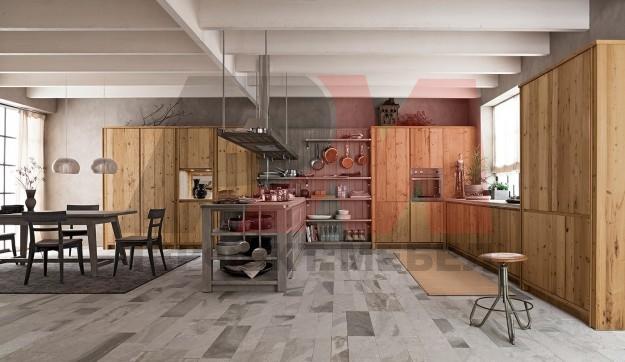 удобни кухни от фурнир индивидуална изработка уникална визия
