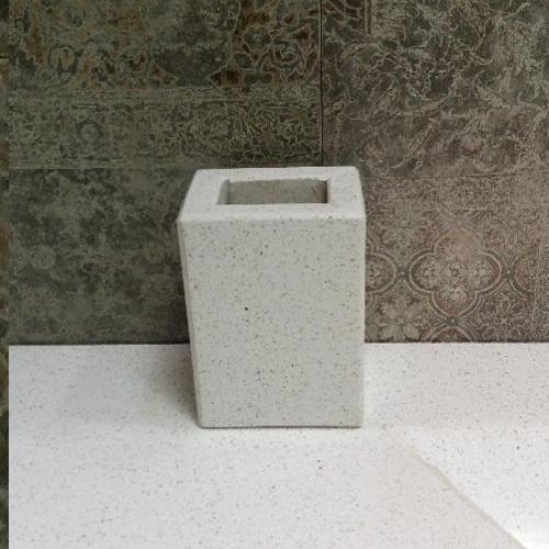снимка на Аксесоар за баня от технически камък AFION
