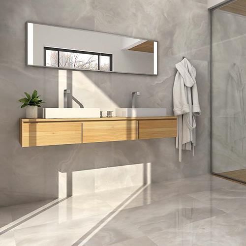 снимка на Плочки за баня AVALON GLOSS