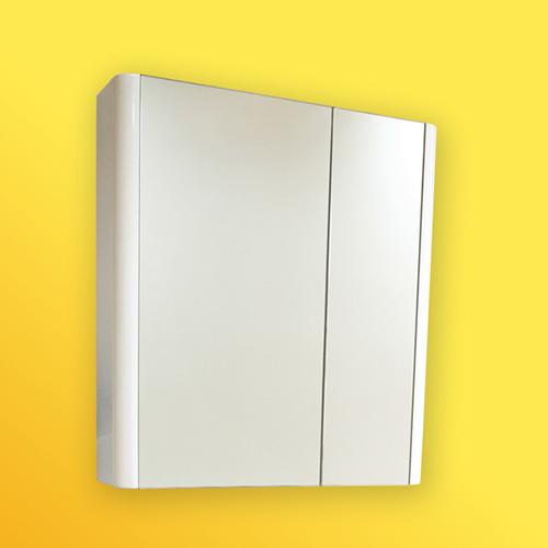 снимка на Мебел за баня – горен шкаф Сенсо Скуаре